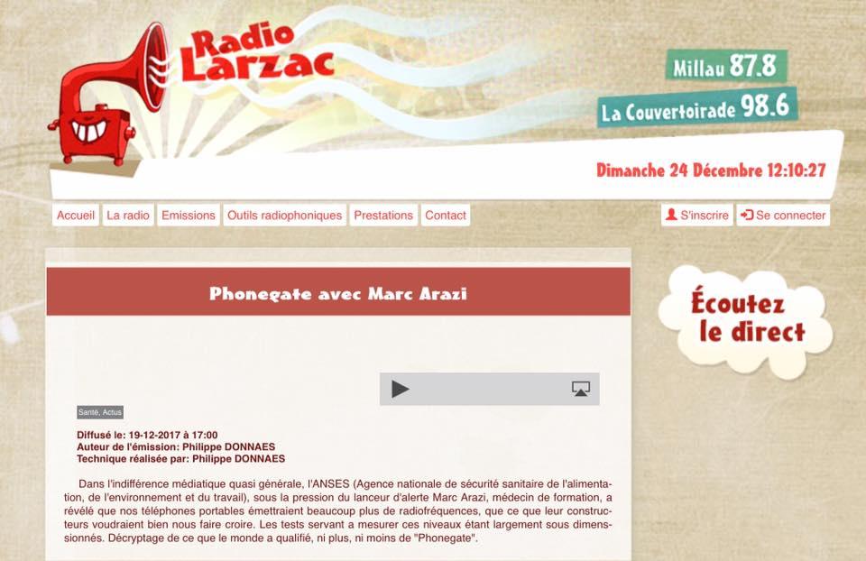 radio larzac