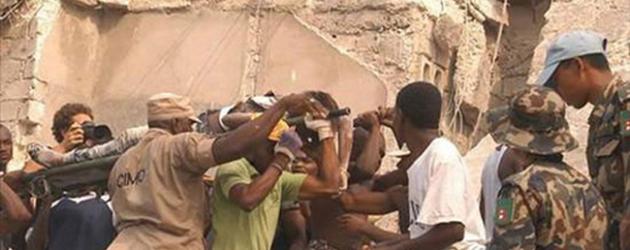 Solidarité avec Haïti