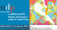 Grand Paris : Méga Concertation