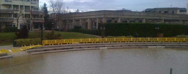 Avis de vigilance jaune face aux risques de crues de la Marne