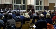 Je présenterai ma candidature et notre projet au débat des législatives ce soir salle Charles De Gaulle!