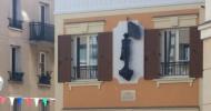 La statue de Lazare Ponticelli, le «dernier des poilus», veille  sur Nogent