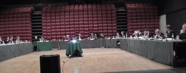 Enregistrement vidéo du Conseil Municipal du lundi 26 novembre 2012