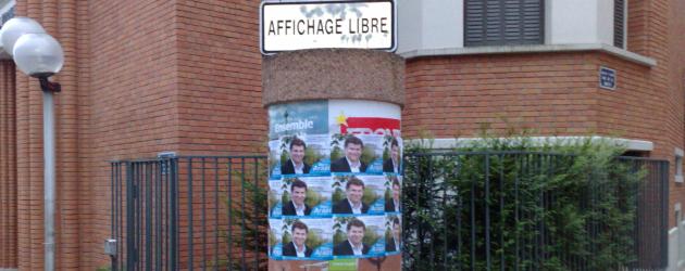 [Communiqué Marc Arazi 2014]: Le Maire sortant passe au Karcher le droit d'expression libre