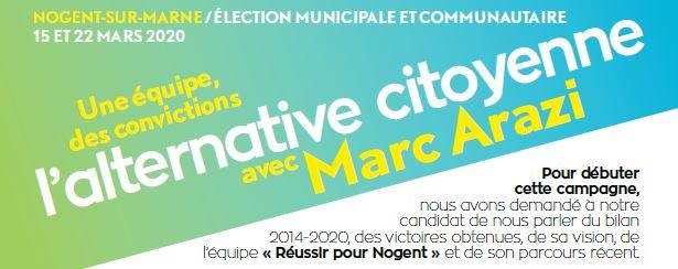 [Municipales] Mieux gérer notre ville, c'est souhaitable, c'est possible !