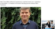 [Le Parisien 94] Coronavirus : un candidat met sa campagne en quarantaine à Nogent