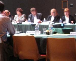Marc Arazi au Conseil Municipal du 12 octobre 2009