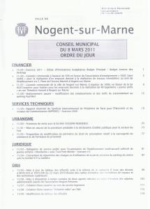 ordre du jour CM du 8 mars 2011 p1