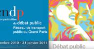 Grand Paris : Méga Concertation