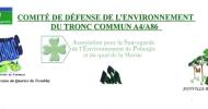 Sur la défense de l'environnement du tronc commun A4/A86, mes positions restent fidèles à mes engagements de 2006