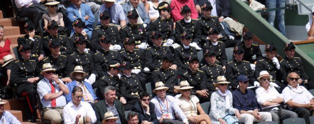 Réflexion autour de Rolland Garros : « la politique de cour »
