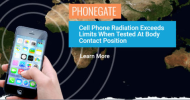 Cell Phones Violate Radiation Limits: Doctor Calls For Urgent Action To Update Cell Phone Radiation Tests