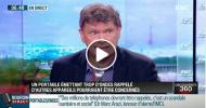 Interview par Jean-Jacques Bourdin dans la matinale de RMC